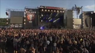 "Cradle Of Filth ""NYMPHETAMINE (FIX)"" Live at Wacken"