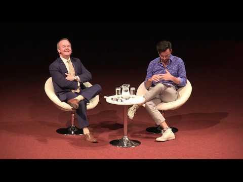 Ian Hislop & Jolyon Rubinstein - Post-truth & Satire: Sheffield Doc/Fest 2017