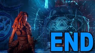 Horizon Zero Dawn: Frozen Wilds DLC - Part 6 - THE END