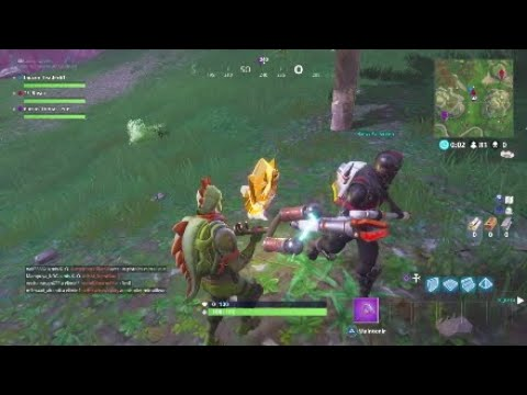 Fortnite Suivre La Carte Au Trésor De Snobby Shore Youtube