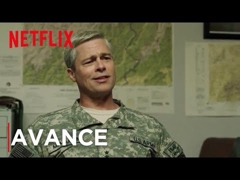 War Machine | Avance | Solo en Netflix
