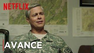 War Machine | Avance | Solo En Netflix