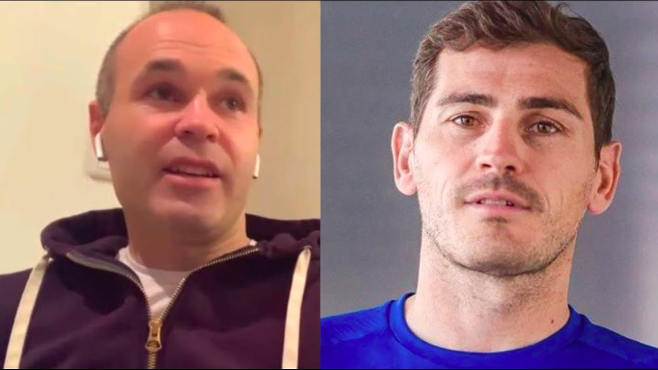 Iniesta y Casillas recuerdan la final del Mundial 10 años después