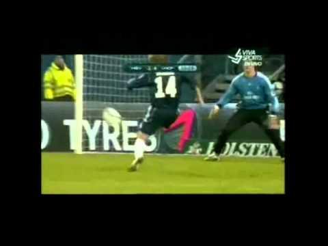 Allstar Hamburger SV - Tým Zidane & Ronaldo 4:5