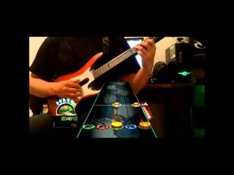 [Legend] B.Y.O.B. - System Of A Down XGuitar 100% FC Guitar Hero World Tour