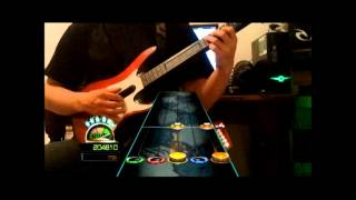 [Legend] B.Y.O.B. - System Of A Down XGuitar 100% FC Guitar Hero World Tour