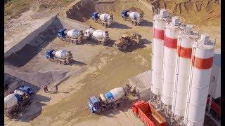 Лидер по производству и продаже бетона в Москве завод