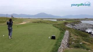 Tralee Golf Club - Par 3 3rd Hole with Your Golf Travel