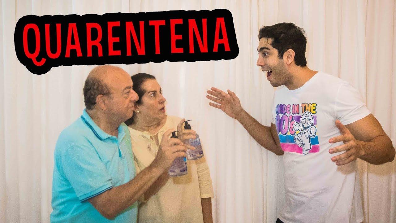 Quarentena - JONATHAN NEMER (assista até o final)