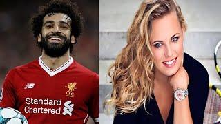 نجمة تنس دنماركية تؤيد حصول محمد صلاح على الكرة الذهبية