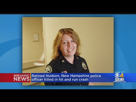 Retired Hudson, New Hampshire Police Officer Killed By Hit And Run Driver