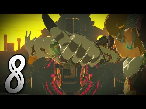 The Legend Of Zelda: Breath Of The Wild | Infiltrate Vah Medoh - Part 8
