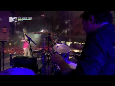 Snow Patrol Just Say Yes MTV EMA 2011 Belfast