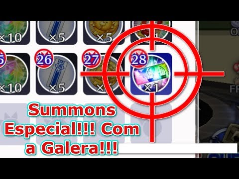 Bleach Brave Souls: Especial Summons com a Galera Ticket 5* 28/05 - Omega Play