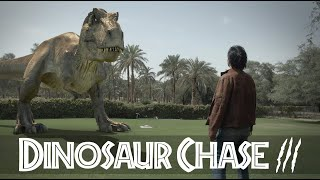 T-Rex Chase - Part 3 - Jurassic World Fan Movie thumbnail