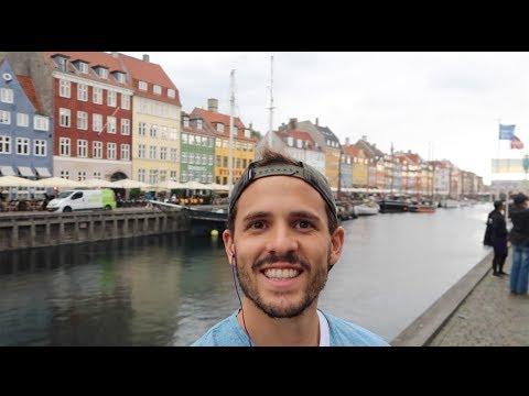 #3 London - Copenhagen, Mobile payments only