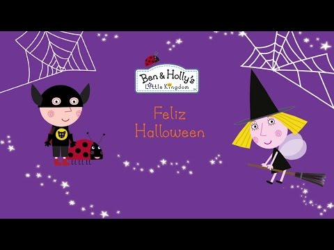 Ben y Holly - Compilación de Halloween 2