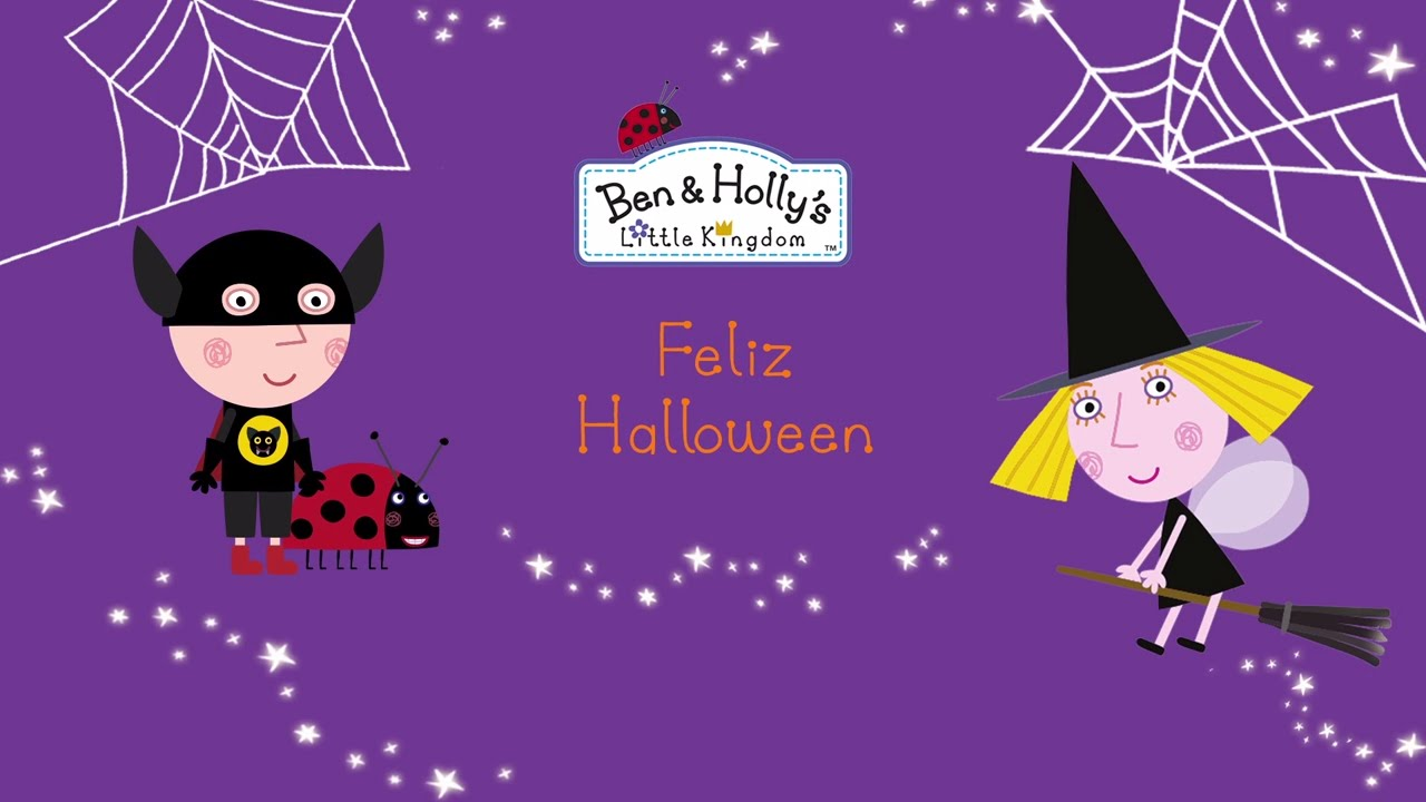 Ben Y Holly Compilación De Halloween 2 Youtube