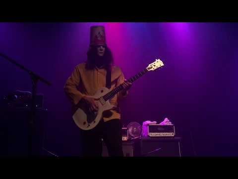 Buckethead, Brain, and Brewer - 09.20.17  - Fox Theatre  - 60fps  - Full Set