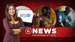 New Mass Effect Andromeda Info & Watch Dogs 2 Season Pass Detailed - GS Daily News