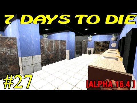 7 Days to Die ► Туалет готов ► №27