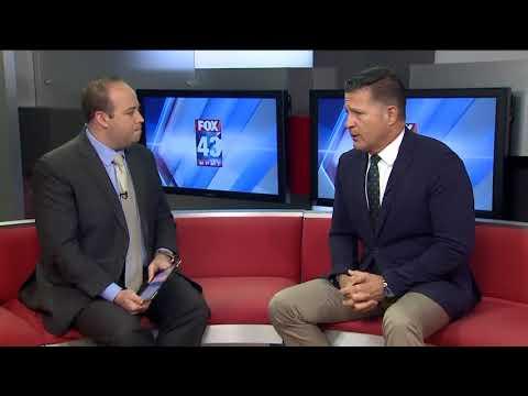 FOX43 Capitol Beat - Pa. Senator Mike Regan