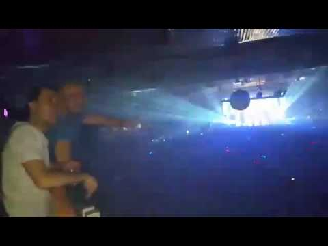 Paul Van Dyk in Metropolis Arena Skopje 3rd February 2017