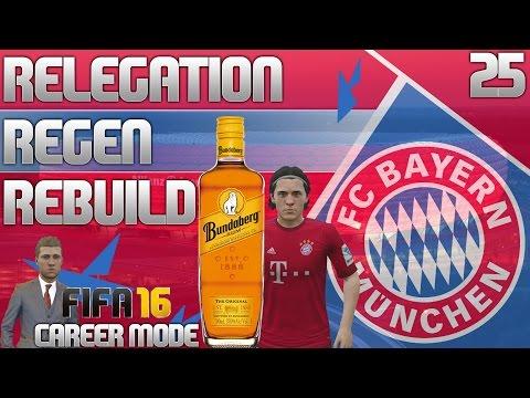 FIFA 16 Bayern Munich Career Mode - RRR - E25
