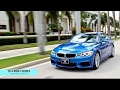 2014 BMW 4 Series Test Drive in South Florida | Braman BMW