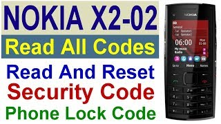 Hard Reset NOKIA X2 RM-1013 DUAL SIM    lock unlock..
