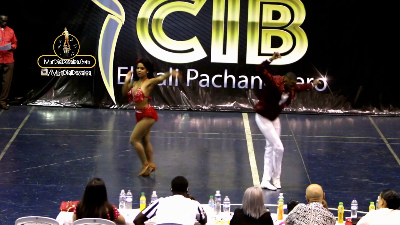 Isabella Hurtado y Jordy Gonzalez