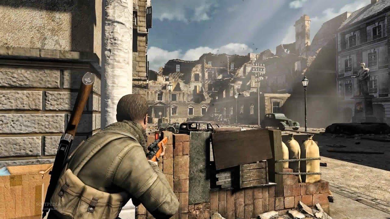 تحميل لعبة sniper elite 4 تورنت