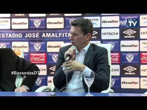 Presentación de Christian Bassedas