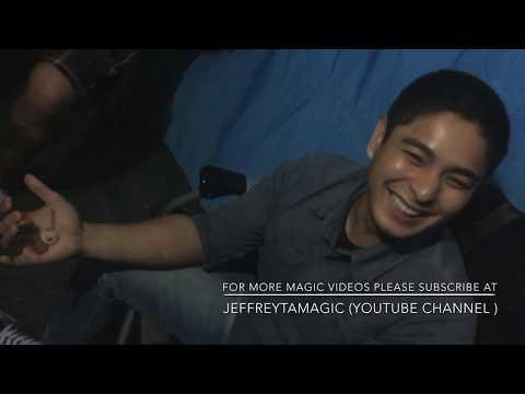 JEFFREY TAM key trick with COCO MARTIN