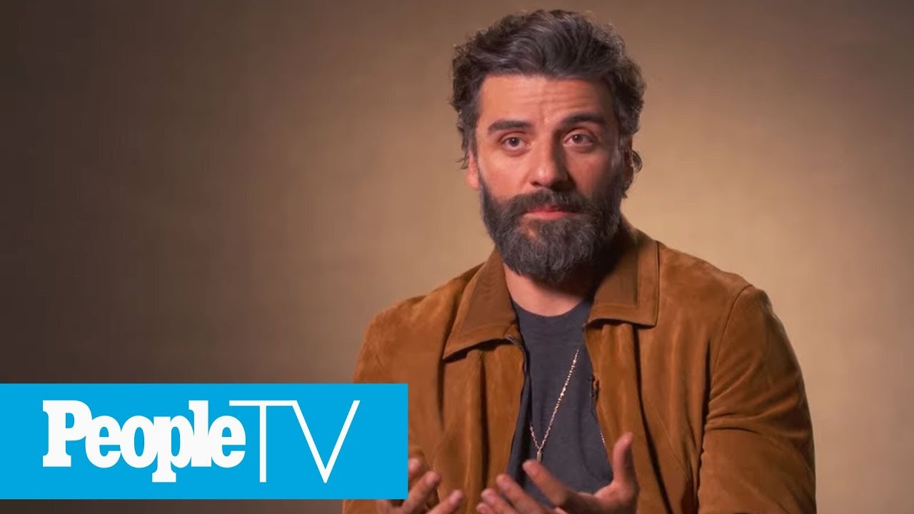 J.J. Abrams & Oscar Isaac On Direction Of 'The Rise Of Skywalker' | PeopleTV
