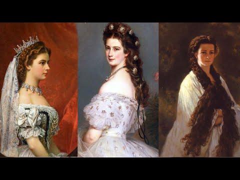 ЕЛИЗАВЕТА БАВАРСКАЯ. Секреты красоты самой ПРИВЛЕКАТЕЛЬНОЙ ИМПЕРАТРИЦЫ XIX века