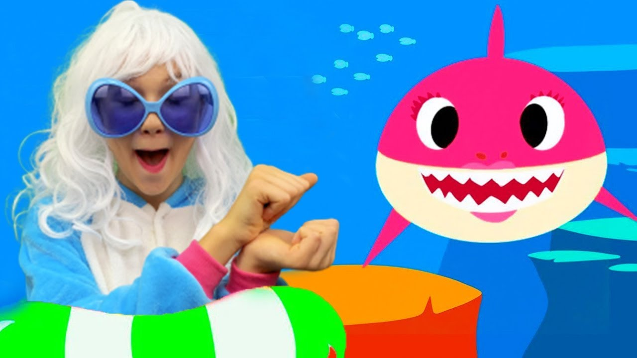 Baby Shark song, Playground Song, ABC song + More Nursery Rhymes and kids Songs from Alex and Nastya