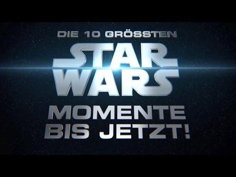 """""""Möge die Macht mit Dir sein!"""": Rankingshow """"Die 10 größten STAR WARS Momente - bis jetzt!"""" mit Steven Gätjen und STAR WARS Sonderprogrammierung durch die Nacht am 16. Dezember im Disney Channel"""