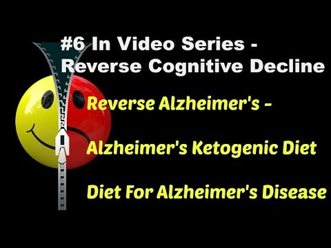 Reversing alzheimers with diet