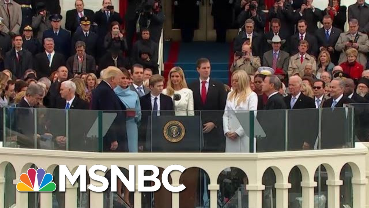 President Donald Trump Linked To Possible Inauguration Scandal | All In | MSNBC