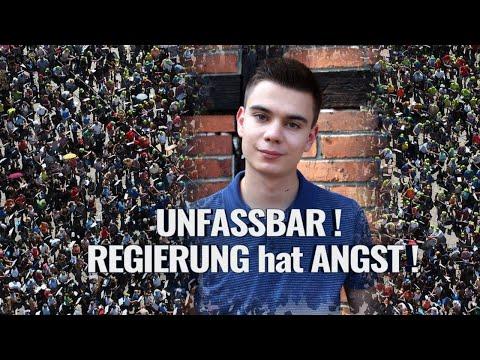 UNFASSBAR! REGIERUNG hat ANGST!