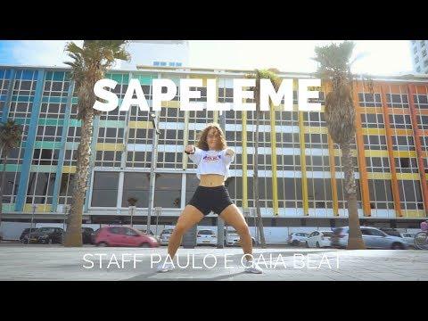 SAPELEME- staff paulo e gaia beat (Dance in Tel Aviv)