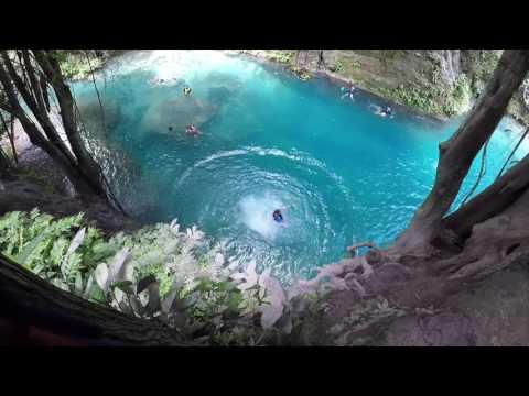 Kawasan Falls Cebu Canyoneering Adventure 2017