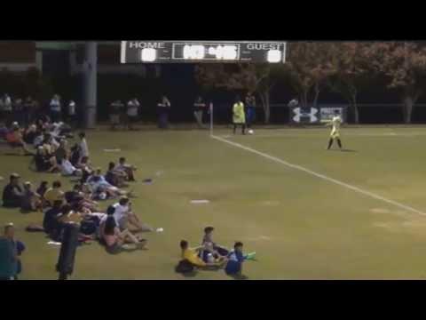 Men's Soccer:  Tyler vs Richland