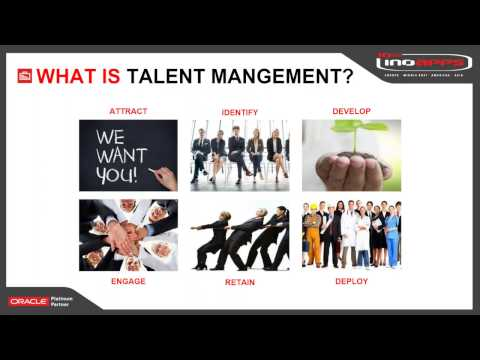 Talent Management Webinar:  How to attract, retain and develop the best people