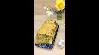 Рецепт хлеба с песто из дрожжевого теста