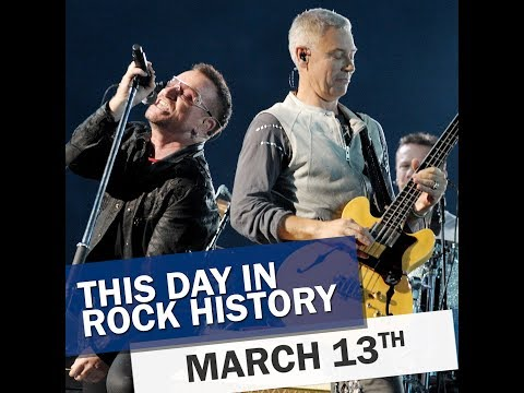 This Day in Rock History: March 13