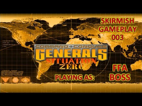 Situation Zero - Skirmish 003 - Boss - FFA - Tournament A