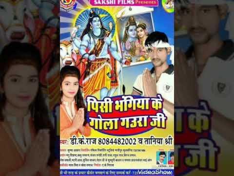 Pisi bhangiya ke gola gaura jee Dk Raj taniya sree bolbam 2018 sabse mast song 8084482002