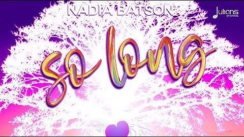 "Nadia Batson - So Long (The Purple Heart Riddim) ""2019 Soca"" (Trinidad)"